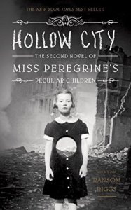 Cover of The Hollow City by Ransom Riggs