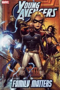 Cover of Young Avengers: Family Matters