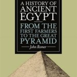 Cover of A History of Ancient Egypt by John Romer