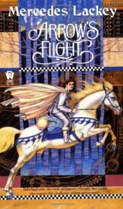 Cover of Arrow's Flight by Mercedes Lackey