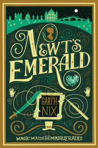 Cover of Newt's Emerald by Garth Nix