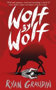 Cover of Wolf by Wolf by Ryan Graudin