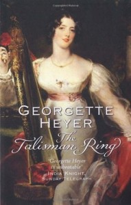 Cover of The Talisman Ring by Georgette Heyer
