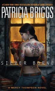 Cover of Silver Borne by Patricia Briggs