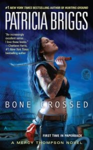 Cover of Bone Crossed by Patricia Briggs