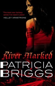 Cover of River Marked by Patricia Briggs