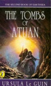 Cover of The Tombs of Atuan by Ursula Le Guin