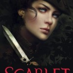 Cover of Scarlet by A.C. Gaughen