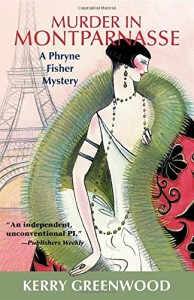 Cover of Murder in Montparnasse by Kerry Greenwood