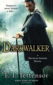 Cover of Darkwalker by E.L. Tettensor