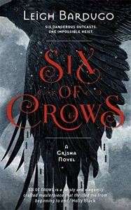 Cover of Six of Crows by Leigh Bardugo