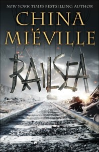 Cover of Railsea by China Miéville