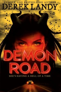 Cover of Demon Road by Derek Landy