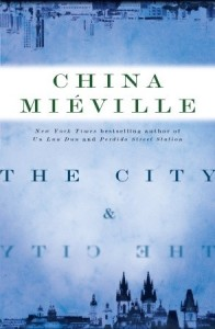 Cover of The City & The City by China Miéville