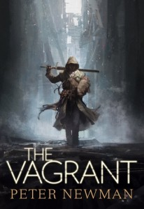 Cover of The Vagrant by Peter Newman