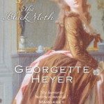 Cover of The Black Moth by Georgette Heyer