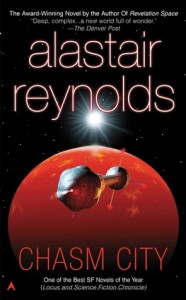 Cover of Chasm City by Alastair Reynolds