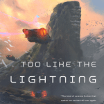 Cover of Too Like The Lightning