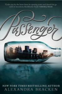 Cover of Passenger by Alexandra Bracken