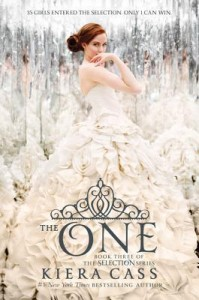 Cover of The One by Kiera Cass