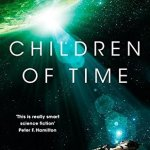 Cover of Children of Time by Adrian Tchiakovsky