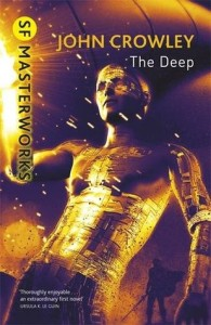 Cover of The Deep by John Crowley
