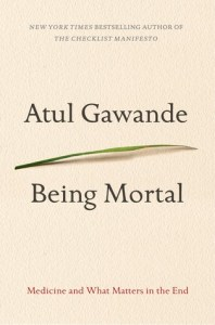 Cover of Being Mortal by Atul Gawande