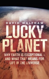 Cover of Lucky Planet by David Waltham