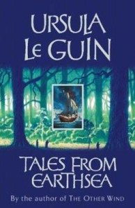 Cover of Tales from Earthsea by Ursula Le Guin
