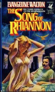 Cover of The Song of Rhiannon by Evangeline Walton