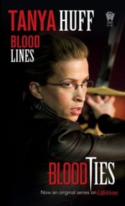 Cover of Blood Lines by Tanya Huff