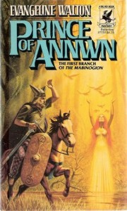 Cover of Prince of Annwn by Evangeline Walton