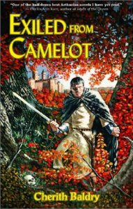 Cover of Exiled from Camelot by Cherith Baldry