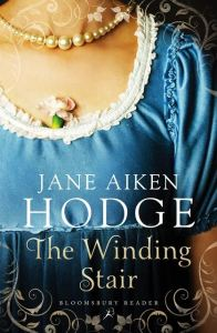 Cover of The Winding Stair by Jane Aiken Hodge