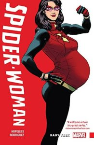 Cover of Spider-Woman: Baby Talk