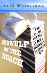 Cover of Beowulf on the Beach by Jack Murnighan