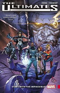 Cover of Ultimates: Omniversal