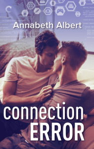 Cover of Connection Error by Annabeth Albert