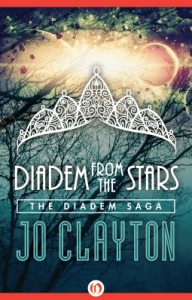 Cover of Diadem from the Stars by Jo Clayton