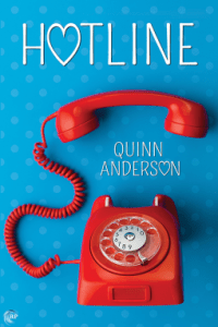Cover of Hotline by Quinn Anderson