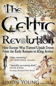 Cover of The Celtic Revolution by Simon Young