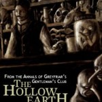 Cover of The Hollow Earth by Steven Sevile