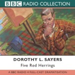 Cover of Five Red Herrings by BBC audio