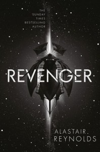 Cover of Revenger by Alastair Reynolds