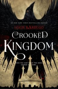Cover of Crooked Kingdom by Leigh Bardugo