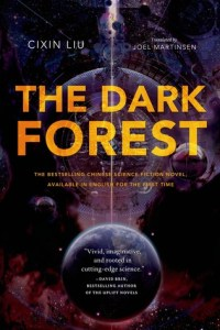 Cover of The Dark Forest by Cixin Liu