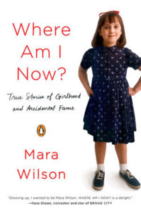 Cover of Where Am I Now? by Mara Wilson