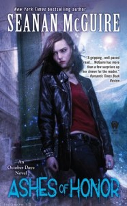 Cover of Ashes of Honour by Seanan McGuire