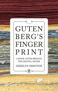 Cover of Gutenberg's Fingerprint