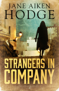 Cover of Strangers in Company by Jane Aiken Hodge